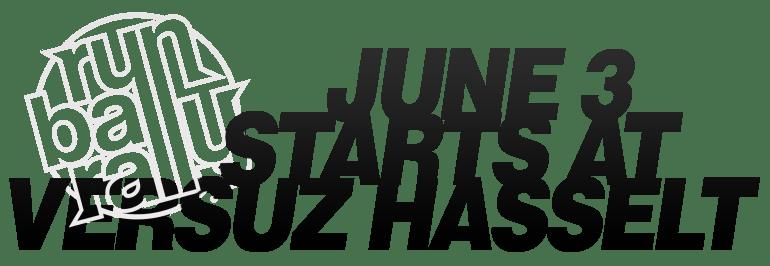 Start Location Runball Rally 2018
