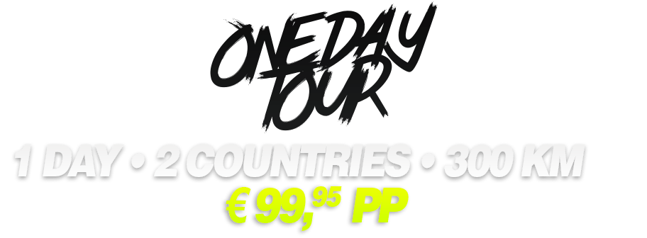 One Day Tour by Runball Rally