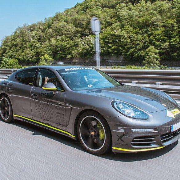Porsche Runball