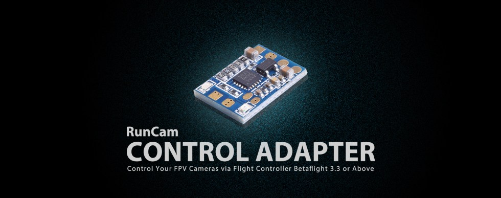 RunCam Control Adapter