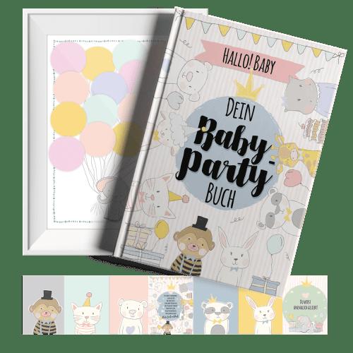 Babyparty Geschenkset 2