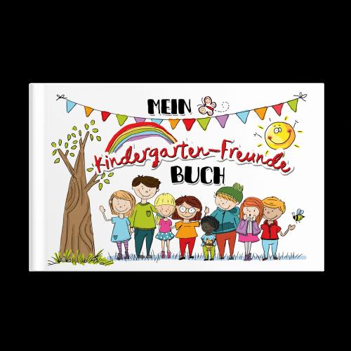 Kindergarten Freunde Buch