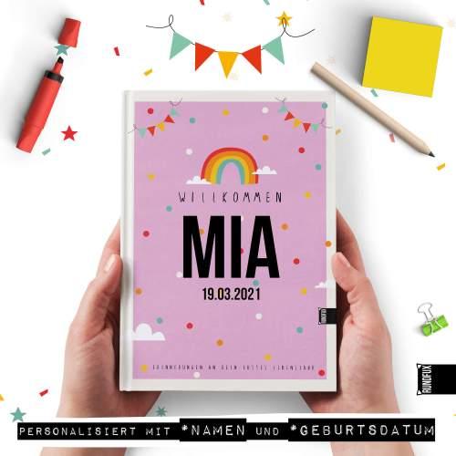 Babytagebuch_Rosa
