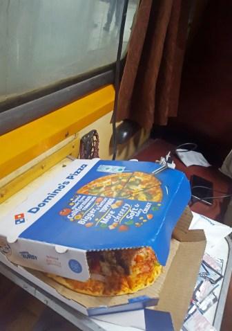 Zugessen #2: Pizza :)