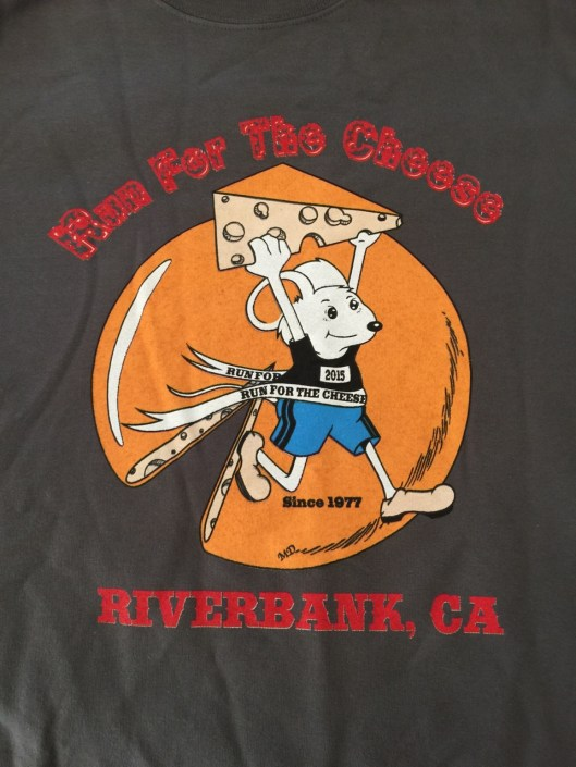 2015 run for the cheese shirt