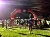 Lets the run begin - photo by Karen Braswell