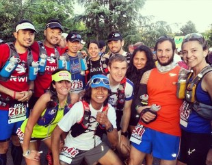 Just Before The Starting Line - photo by Kino