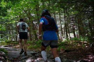 Easy Peasy pace - Photo by Mountain Fitness
