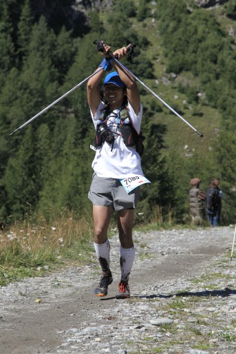 I felt too happy after crossing COL CHAVANNE