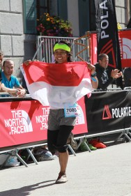 Proud that I could deliver Merah Putih to the finish line.