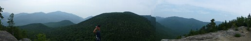 The Peak Of Rooster Comb