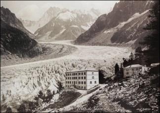 mer de glace 1900
