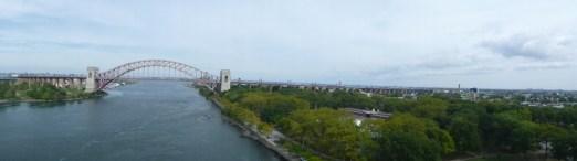 Astoria and Randall Island