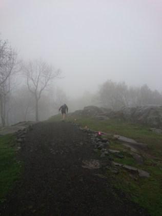 The hike to Mt. Holyoke