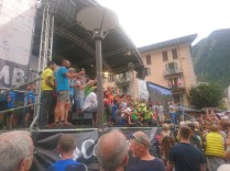 The whole PTL finishers, the most bad a** runners of all UTMB series