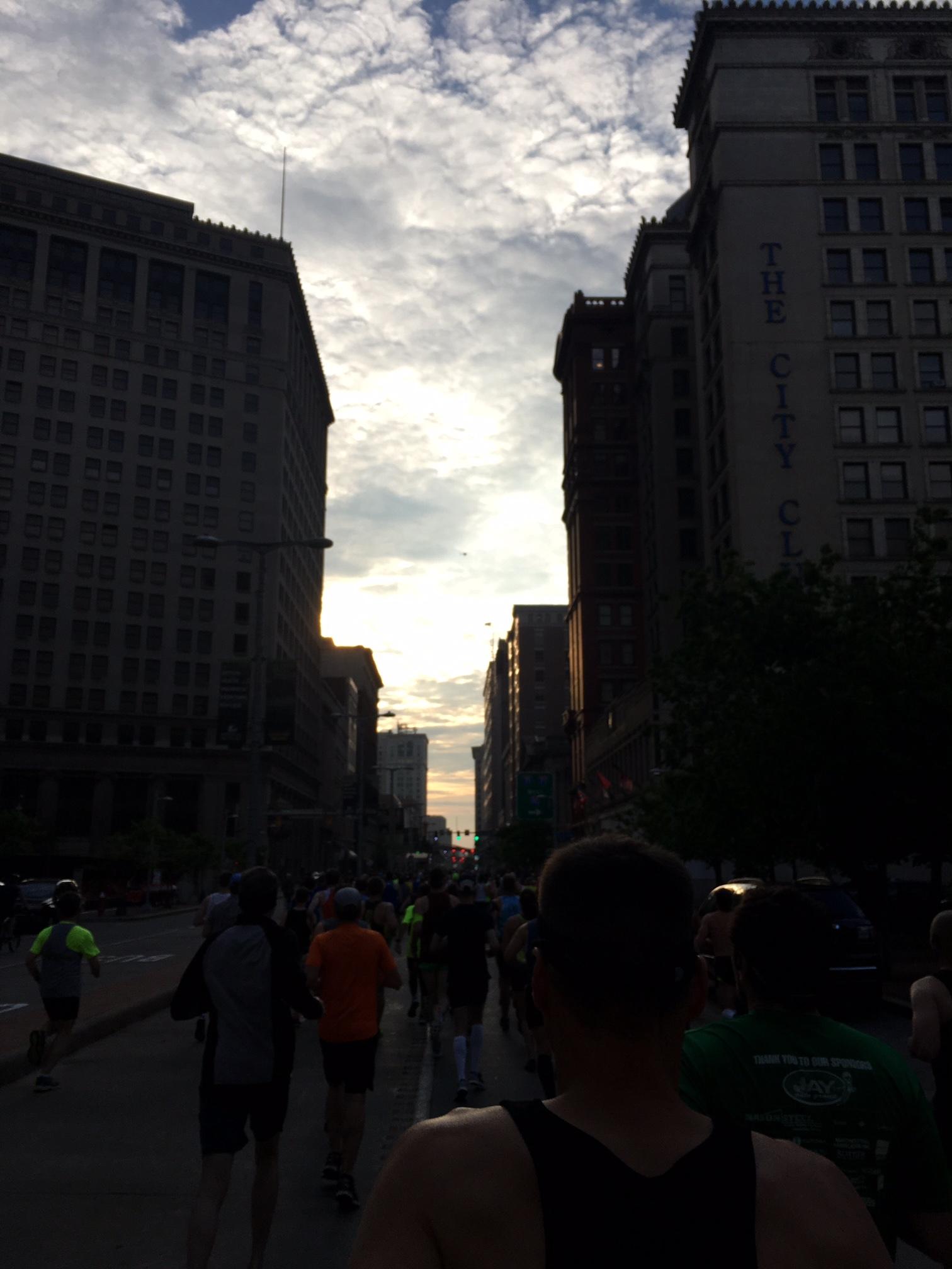The Cleveland Marathon 2017 – The Second Verse – Run Kevin Run