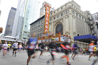 Maraton de Chicago 2015 World Marathon Majors resultados