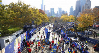 Los World Marathon Majors en 2017