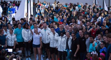 Run for the Oceans, iniciativa de adidas x Parley en NYC