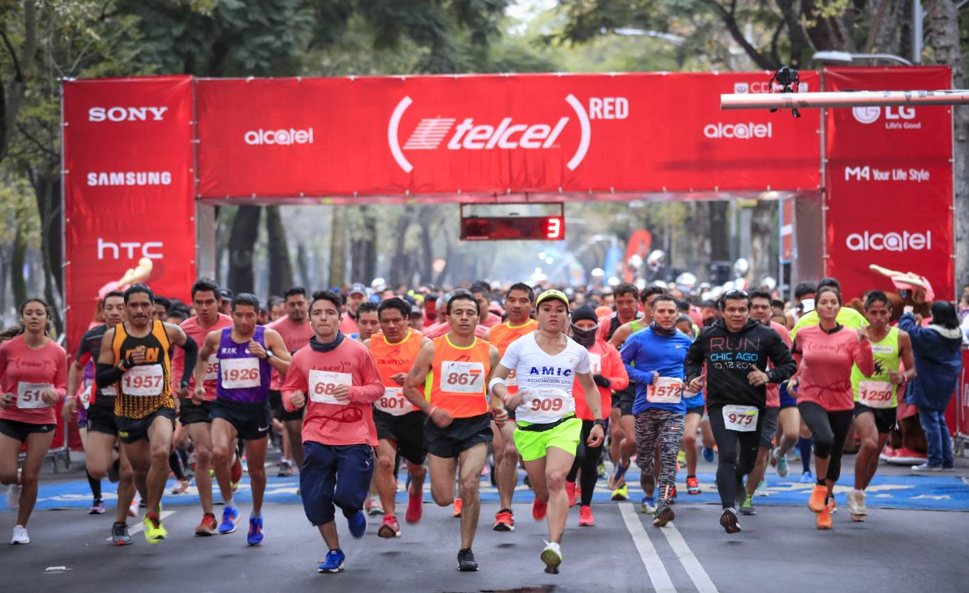carrera telcel red 2017