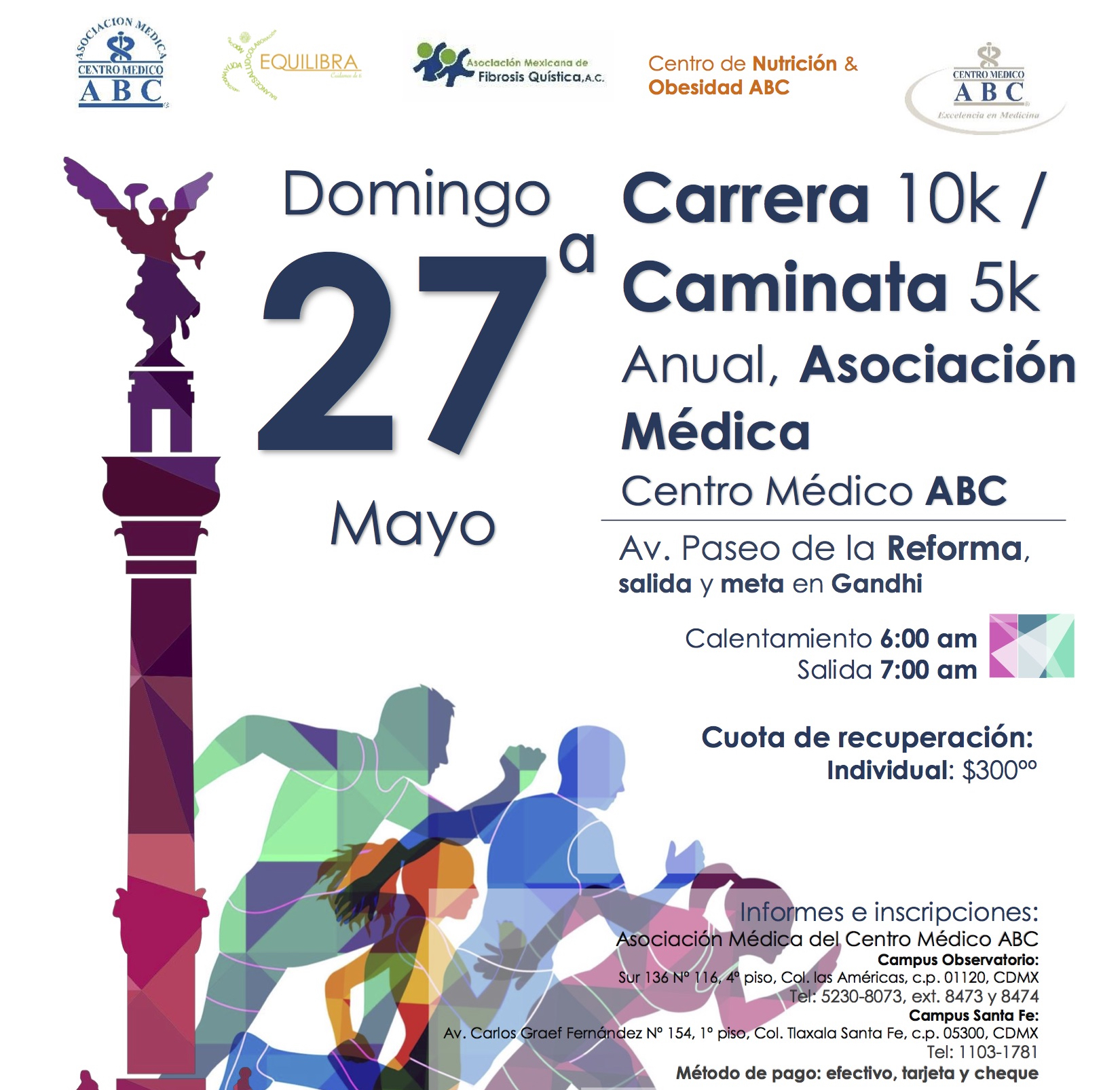 carrera hospital abc 2018