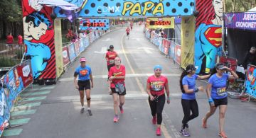 Resultados de la Carrera Superman 2018