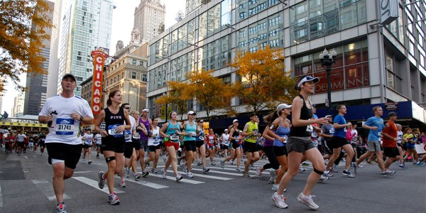 maraton chicago 2018 streaming transmision online