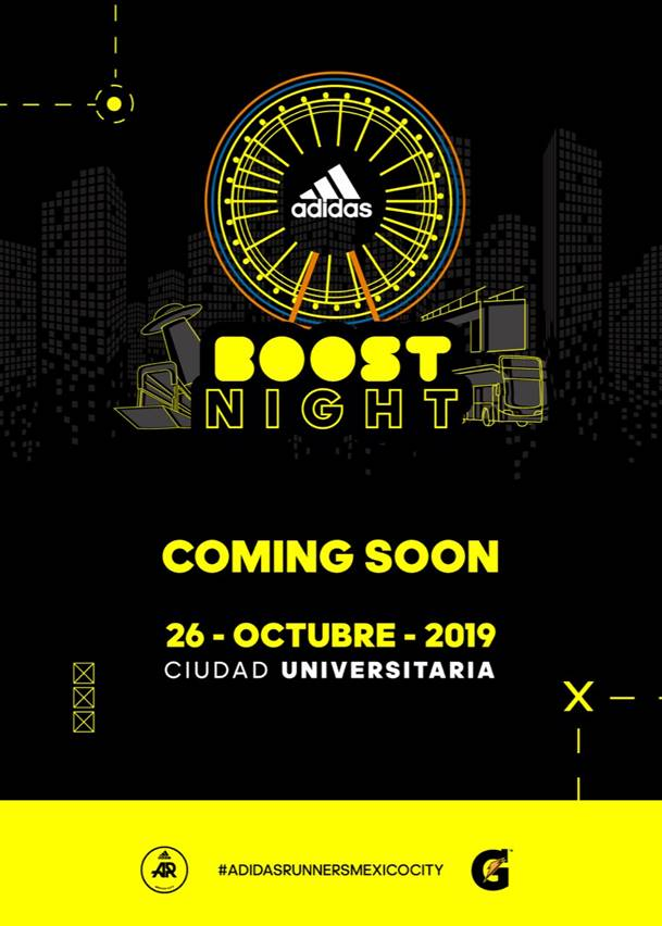 adidas boost night 2019