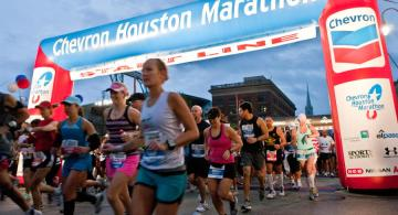 Este domingo se realiza el Maratón de Houston 2020