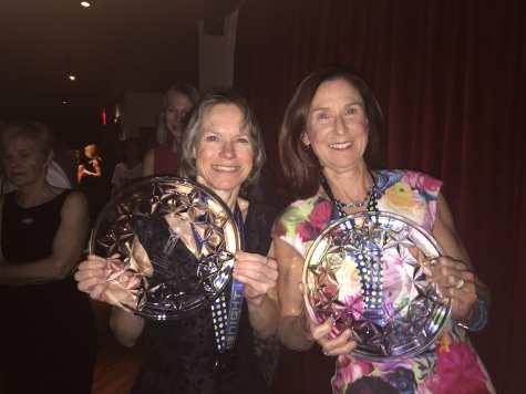 Suzanne and Jane; Rockstars!!!