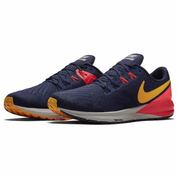 Nike Air Zoom Structure 22 Blue buy and offers on Runnerinn