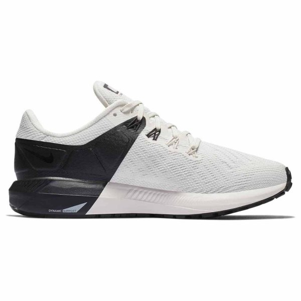 Nike Air Zoom Structure 22 White buy and offers on Runnerinn