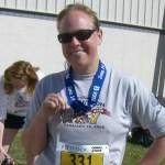 2008 Footstock Half Marathon Race Report