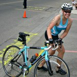 2008 Strathmore Women's Triathlon Race Report