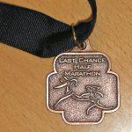 2008 Last Chance Half Marathon Race Report