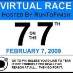 7 on the 7th – A Virtual Race