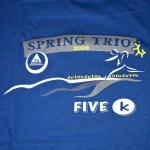 2009 Spring Trio 5K Race Report