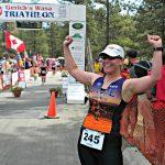 2009 Wasa Lake Olympic Triathlon Race Report