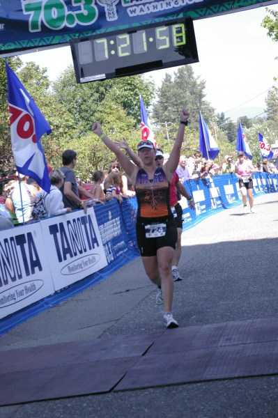Lake Stevens 70.3 Race Report