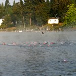 2009 Lake Stevens 70.3 Race Report – The Swim