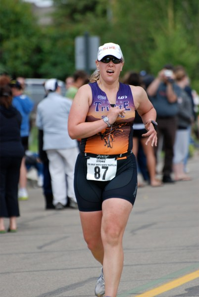 Great White North Triathlon 2010