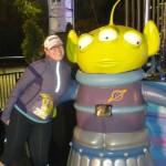 2011 Disney Family Fun Run 5K Race Report: Buzz & Woody's Best Friends