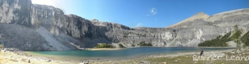 Rockbound Lake Panorama