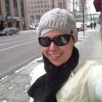 Running in a Winter Wonderland