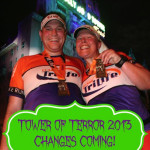 Tower of Terror 2013 – Changes Coming!