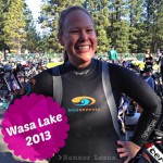 2013 Wasa Lake Olympic Triathlon Race Report