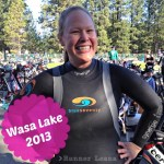 2013 Wasa Lake Olympic Triathlon Race Report