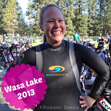 Wasa Lake Triathlon Race Report