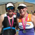 2013 Strathmore Women's Triathlon Race Report