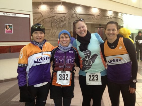 Last Chance Half Marathon race report
